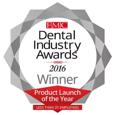 2016 product launch of the year dental industry awards